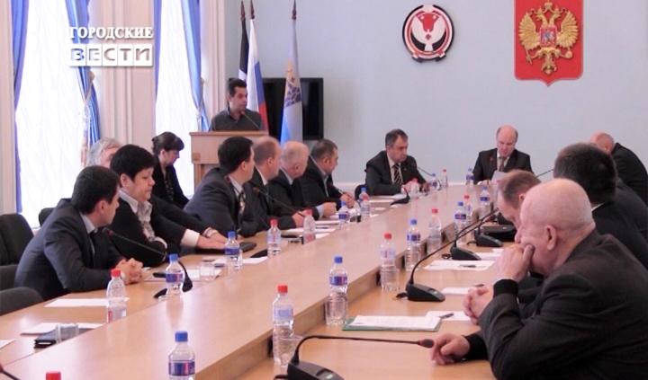 Заседание Сарапульского гордумы. Фото: adm-sarapul.ru