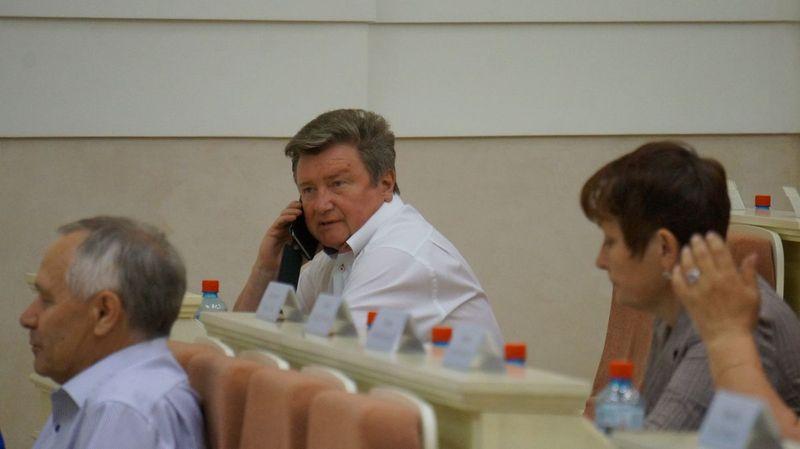 Андрей Гальцин. Фото: © «ДЕНЬ.org»