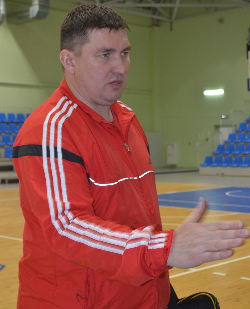 Юрий Карандашов расстался с «родниками» профессионально и без взаимных претензий. Фото: Николай Польчёнок.