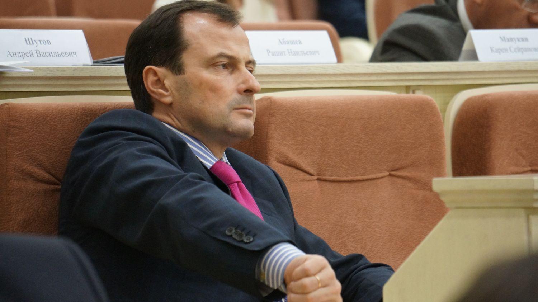 Депутат Юрий Фёдоров. Фото: «ДЕНЬ.org»