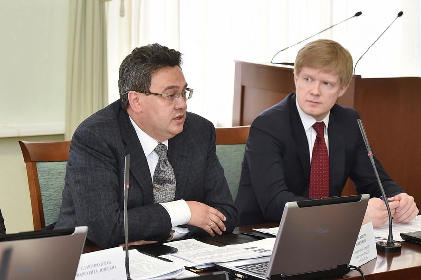 """""""Росатом"""" очень заинтересован в особом статусе для своих территорий. Фото: пресс-служба главы и правительства УР."""