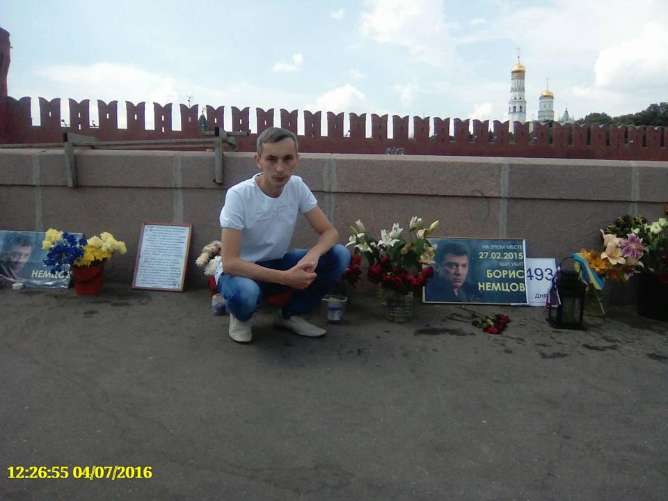 Руководитель регионального отделения ПАРНАС Руслан Тимуршин. Фото: facebook.com