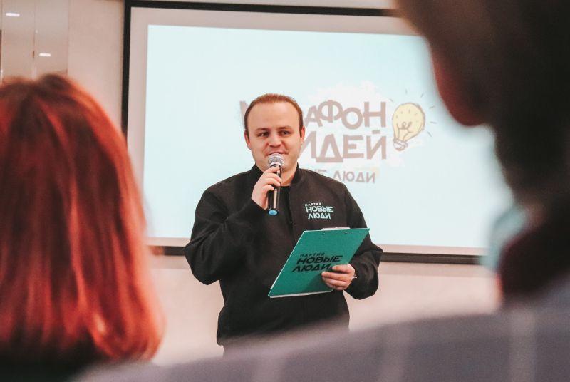 Руководитель центрального исполкома партии «Новые люди» Владислав Даванков