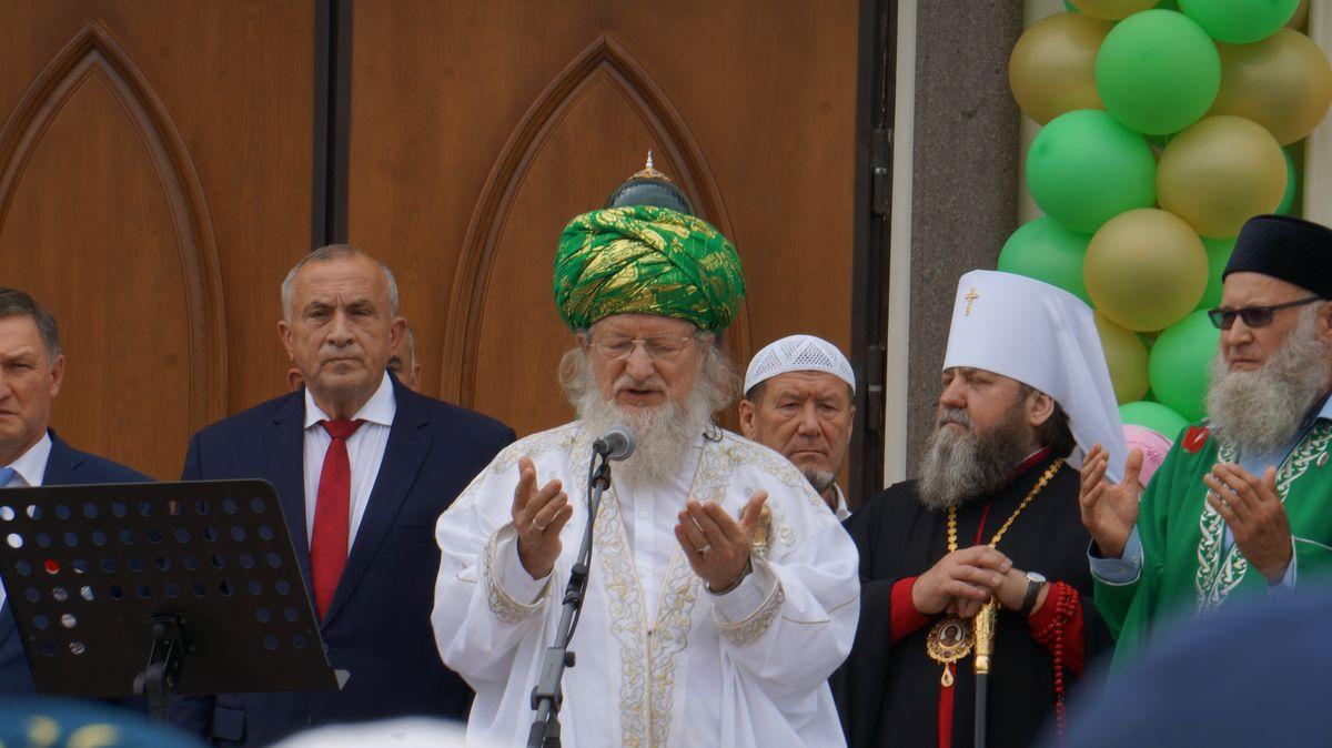 Талгат Таджуддин. Фото: «ДЕНЬ.org»
