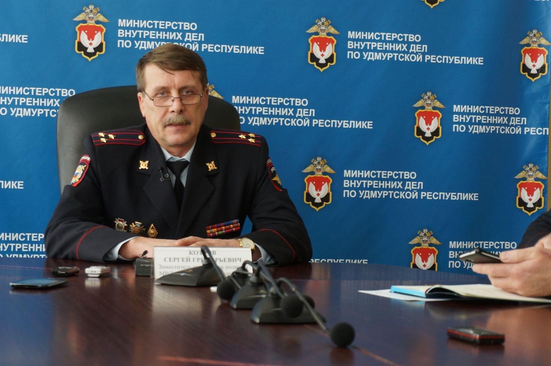 Сергей Козлов. Фото ©День.org