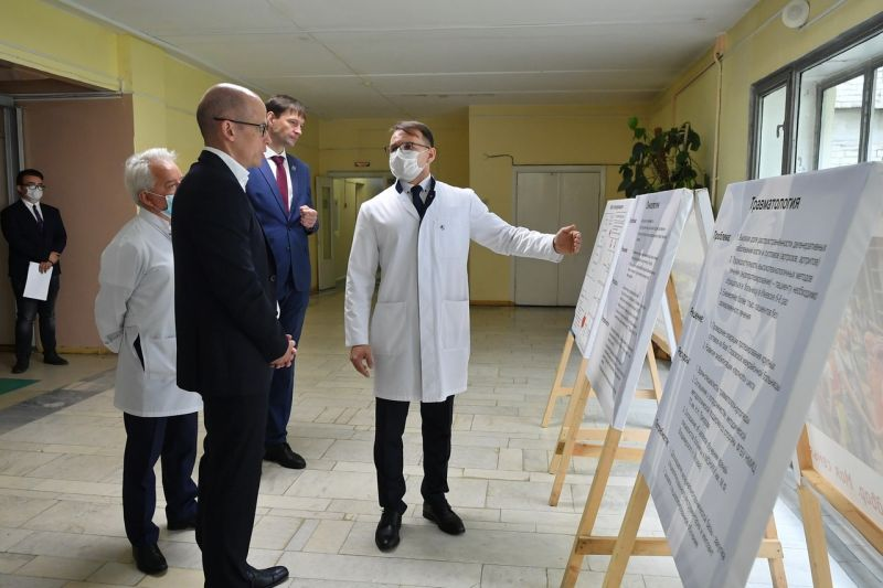Глава УР Александр Бречалов. Фото: vk.com/a.brechalov