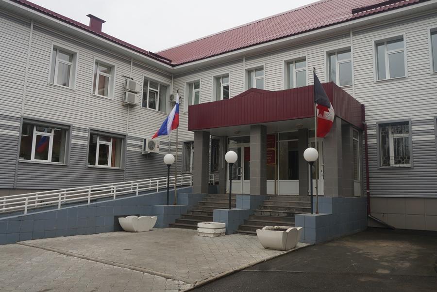 Октябрьский районный суд. Фото: © «ДЕНЬ.org»