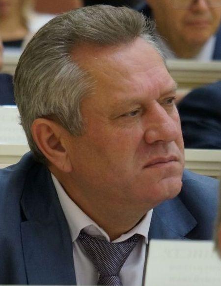 Заместитель министра транспорта и дорожного хозяйства УР Александр Михайлович Соловьёв. Фото: «ДЕНЬ.org»