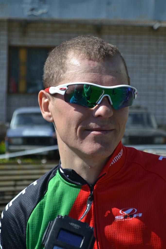 Евгений Печенин пока предпочитает скрывать новые олимпийские надежды. Фото: Александр Поскребышев