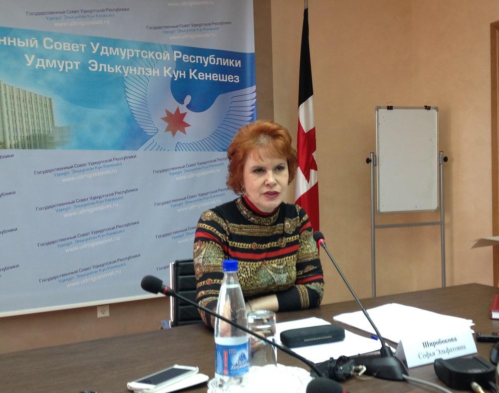 Софья Широбокова. Фото: © «ДЕНЬ.org»
