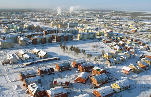 Город Губкинский (ЯНАО)