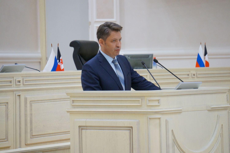 Олег Бекмеметьев. Фото ©«ДЕНЬ.org»