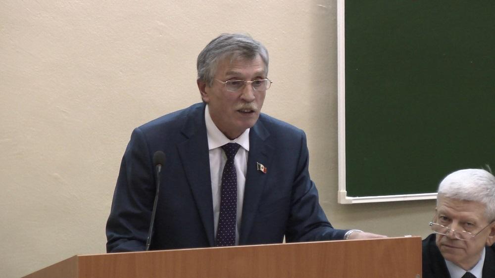 Александр Любимов. Фото: izhgsha.ru
