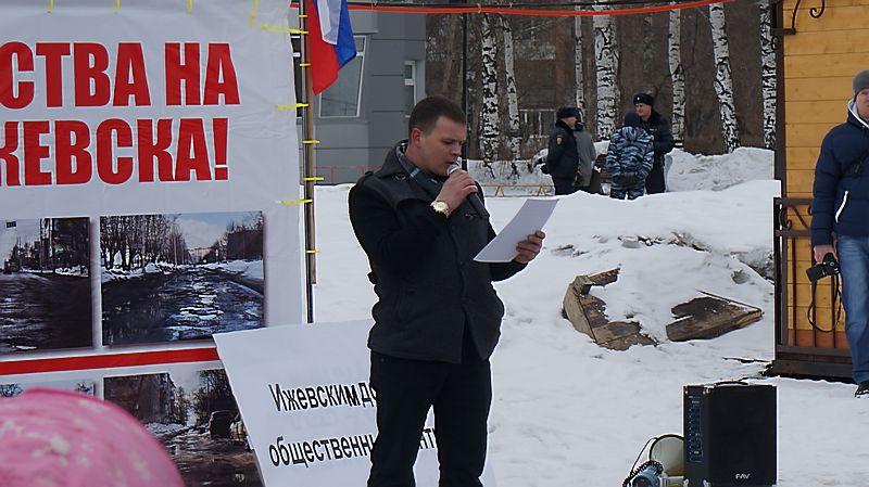 Тимофей Клабуков. Фото: © «ДЕНЬ.org»