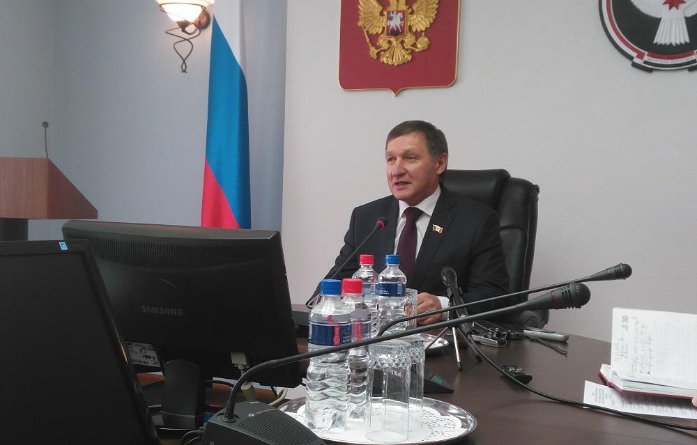 Владимир Невоструев. Фото: ©«ДЕНЬ.org»