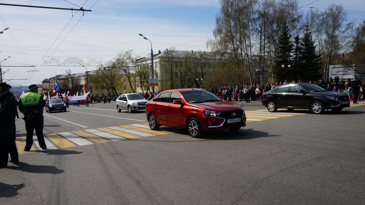 Автомобили Ижевского автозавода