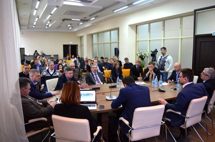На стратегической сессии по развитию кластера. Фото:kremlinrus.ru