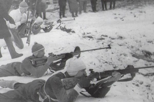 Первая «Ижевская винтовка». Фото: знаменитые.рф