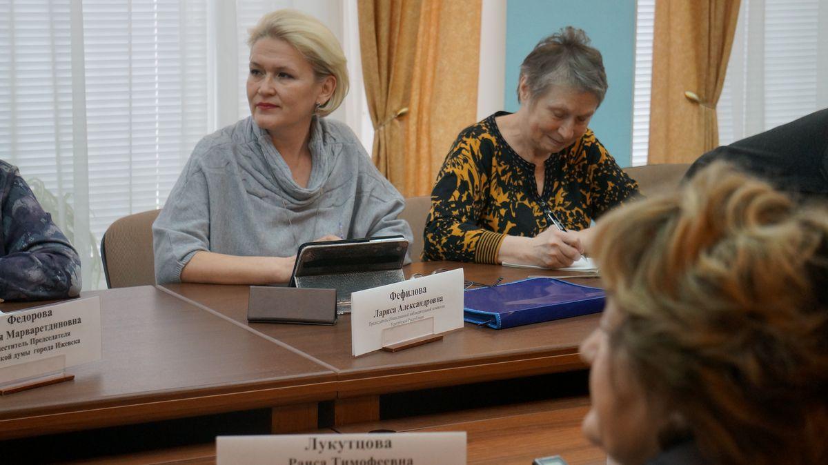 Лариса Фефилова. Фото: © «ДЕНЬ.org»