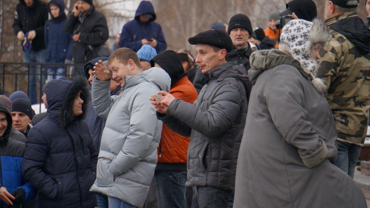"""Руководитель регионального отделения партии """"ПАРНАС"""" Руслан Тимуршин. Фото: © «ДЕНЬ.org»"""