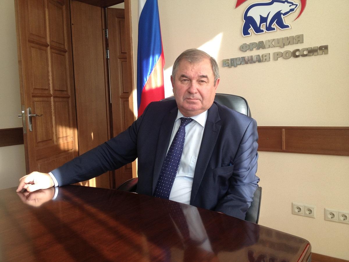 Руководитель УССТ № 8 Алексей Прасолов. Фото: © «ДЕНЬ.org»