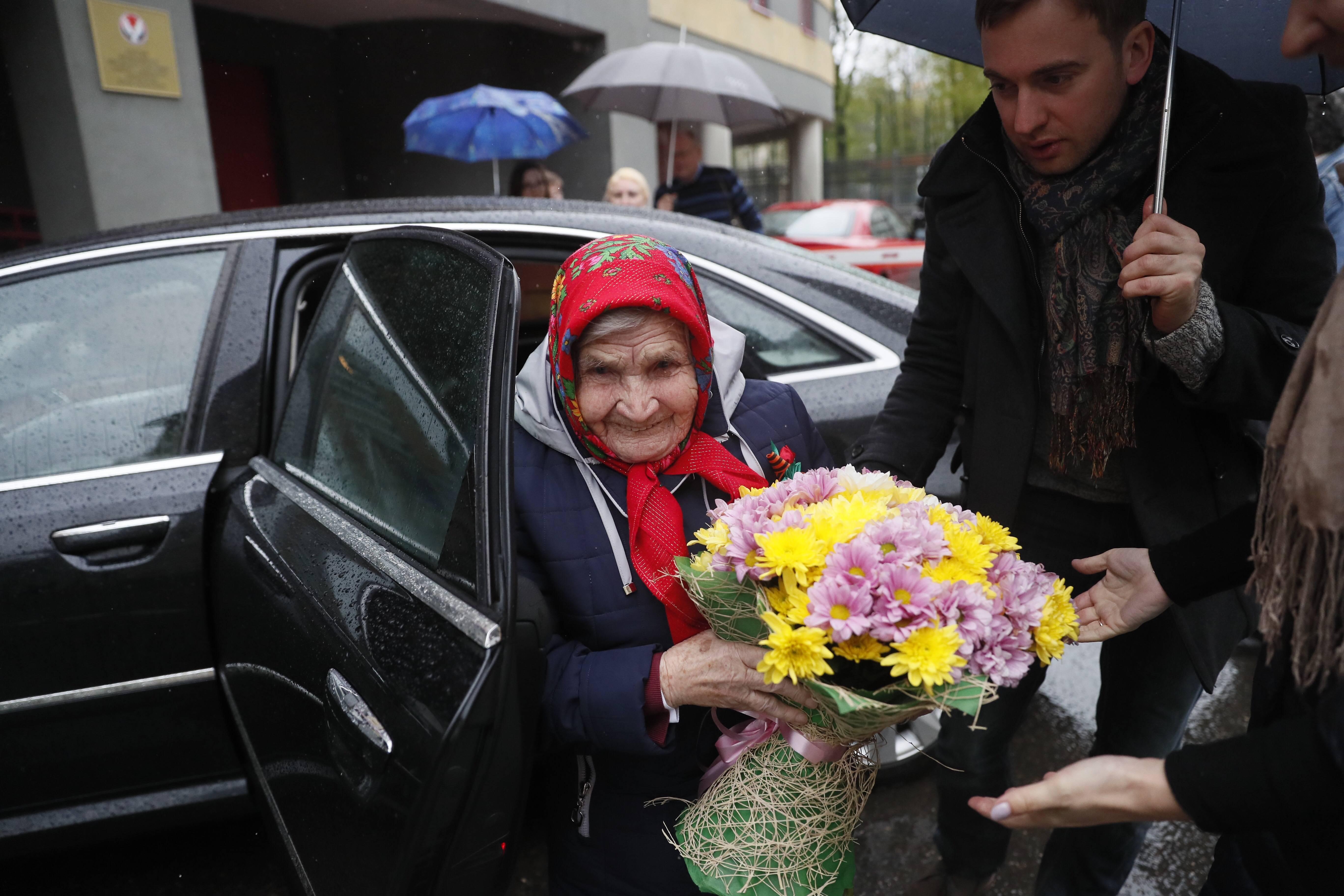 Александра Александровна Кузнецова. Фото: пресс-служба главы и правительства Удмуртии