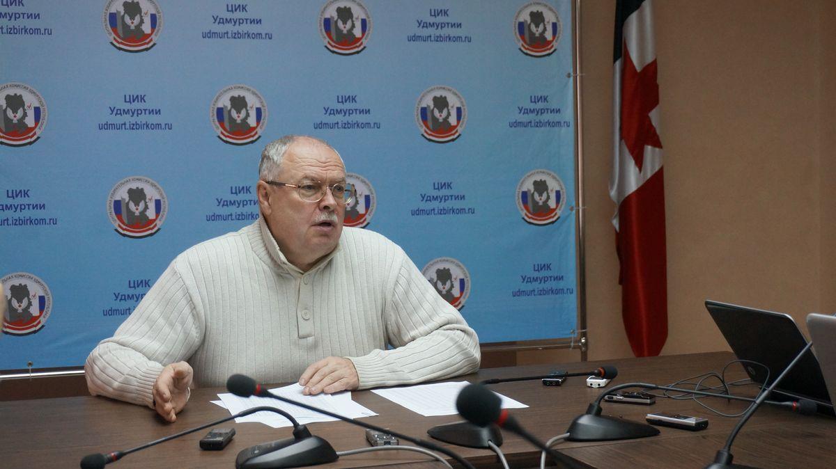 Олег Пырегов. Фото: © «ДЕНЬ.org»