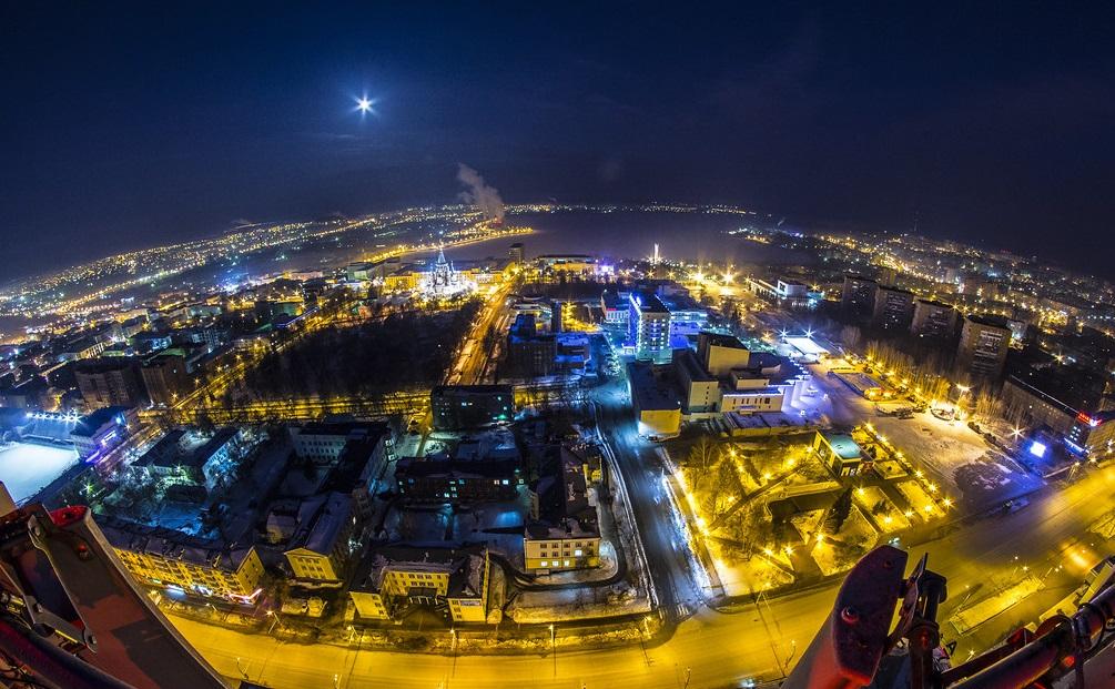 Ижевск стал официальным центром агломерации. Фото: vk.com (D.Solodyankin)