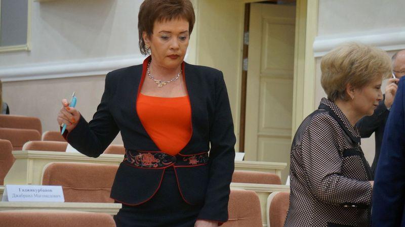 Светлана Кривилева. Фото: © «ДЕНЬ.org»