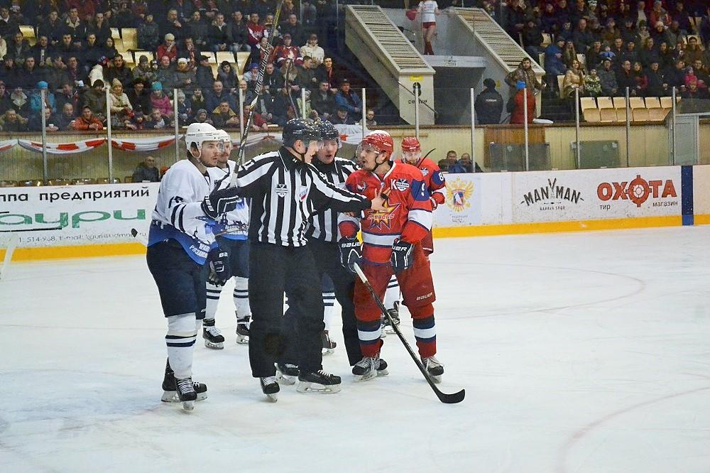 Капитана «Ижстали» Антона Кочурова соперникам лучше не злить.