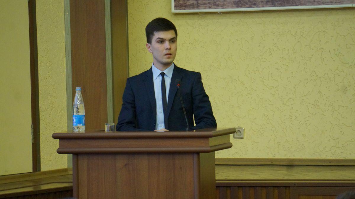 Артур Магдеев. Фото: © «ДЕНЬ.org»