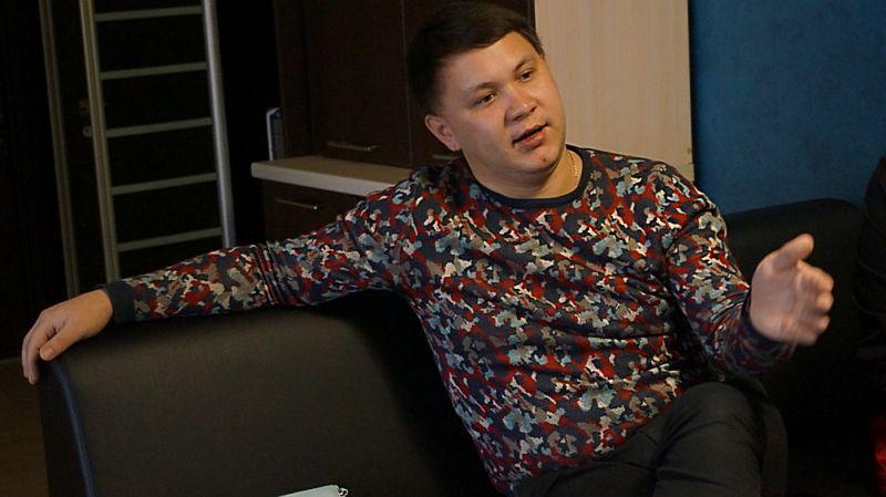 Егор Савельев. Фото: «ДЕНЬ.org»