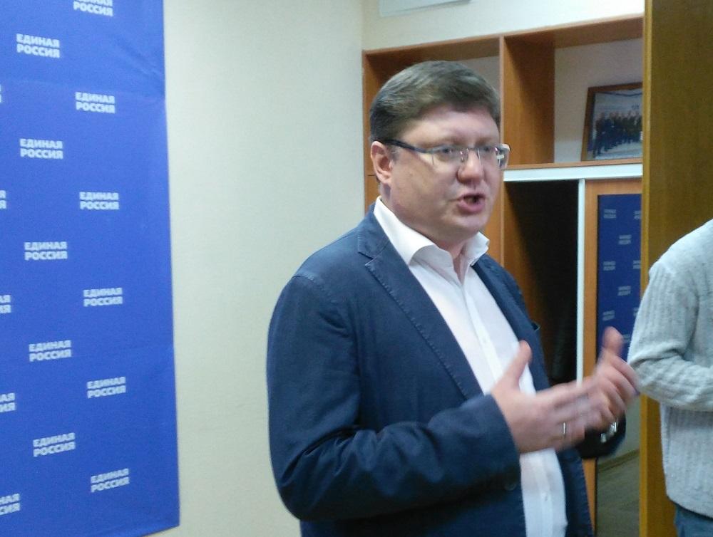 Андрей Исаев. Фото: © «ДЕНЬ.org»