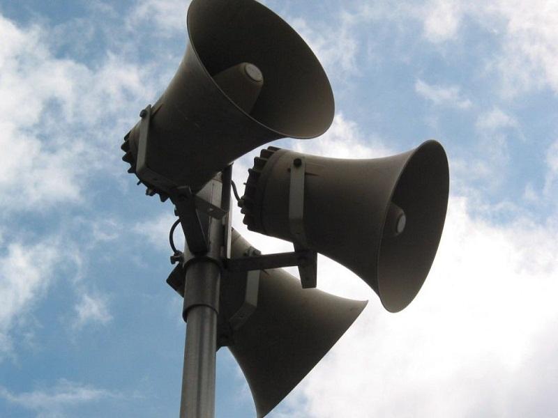 Всвязи сучениями внескольких городах Удмуртии будет проверяться система оповещения
