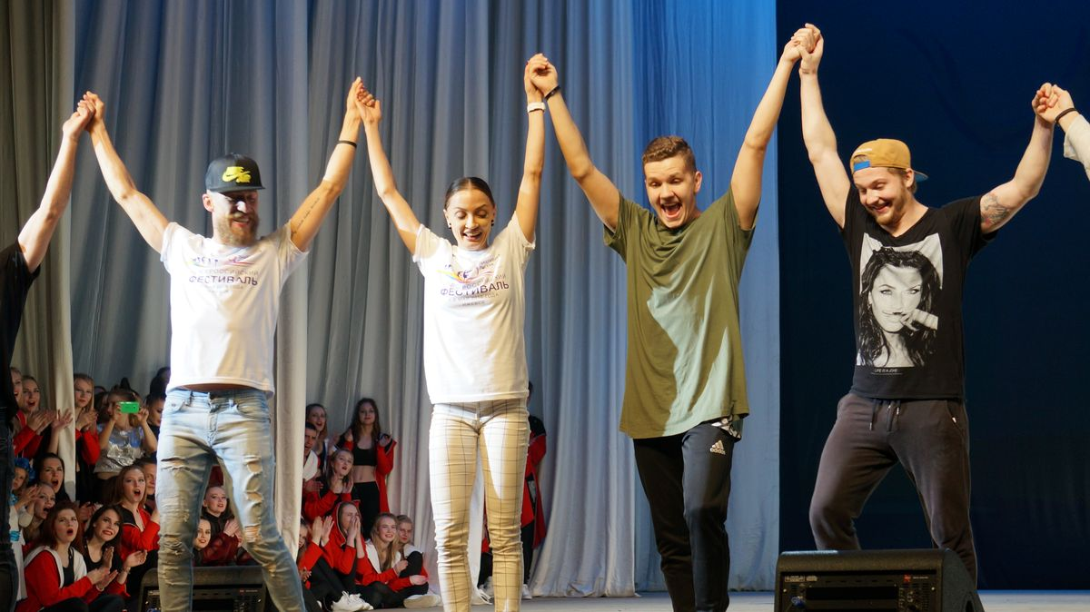 """Участники шоу """"Танцы"""" на ТНТ. Фото: © «ДЕНЬ.org»"""