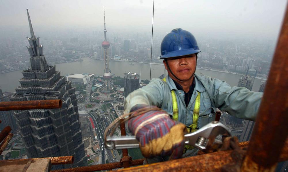 Рост цен на материалы в строительстве вызван в том числе их дефицитом, возникшим из-за увеличения поставок в Китай. Фото: media.nn.ru