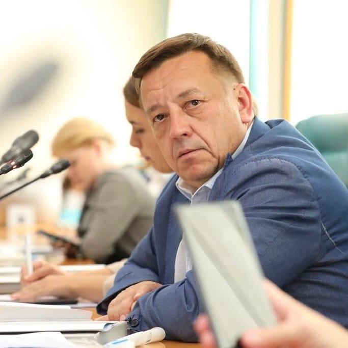 Советник главы Ижевска Михаил Черемных. Фото: facebook