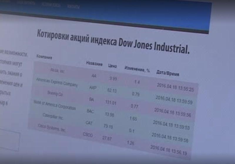 Судя по сайту, организация действиельно занималась биржевым трейдингом. Фото: пресс-служба МВД по УР