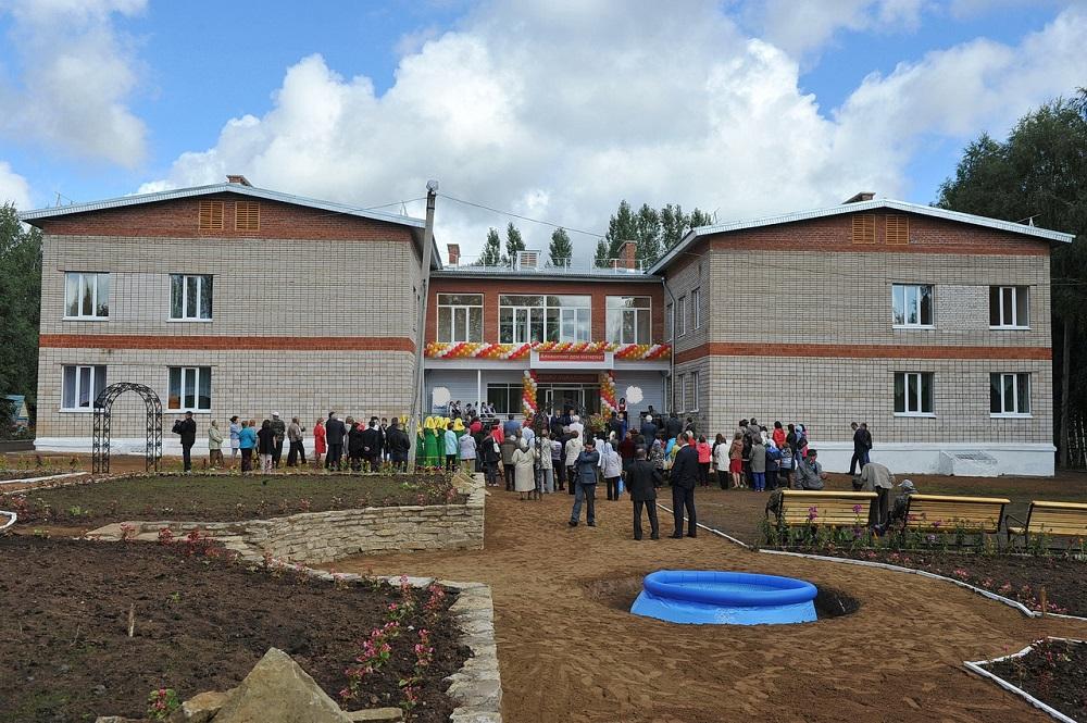 Дома престарелых в удмуртской республике государственный дом престарелых в челябинской области