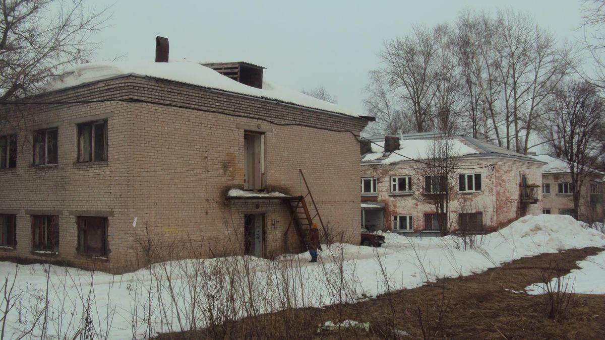 Будущий приют и общежитие. Фото: «ДЕНЬ.org»