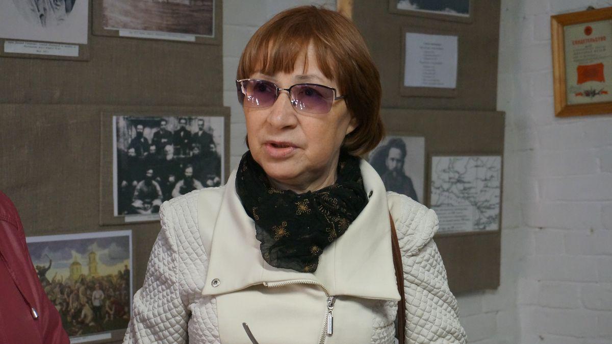 Лидия Шумихина. Фото: © «ДЕНЬ.org»