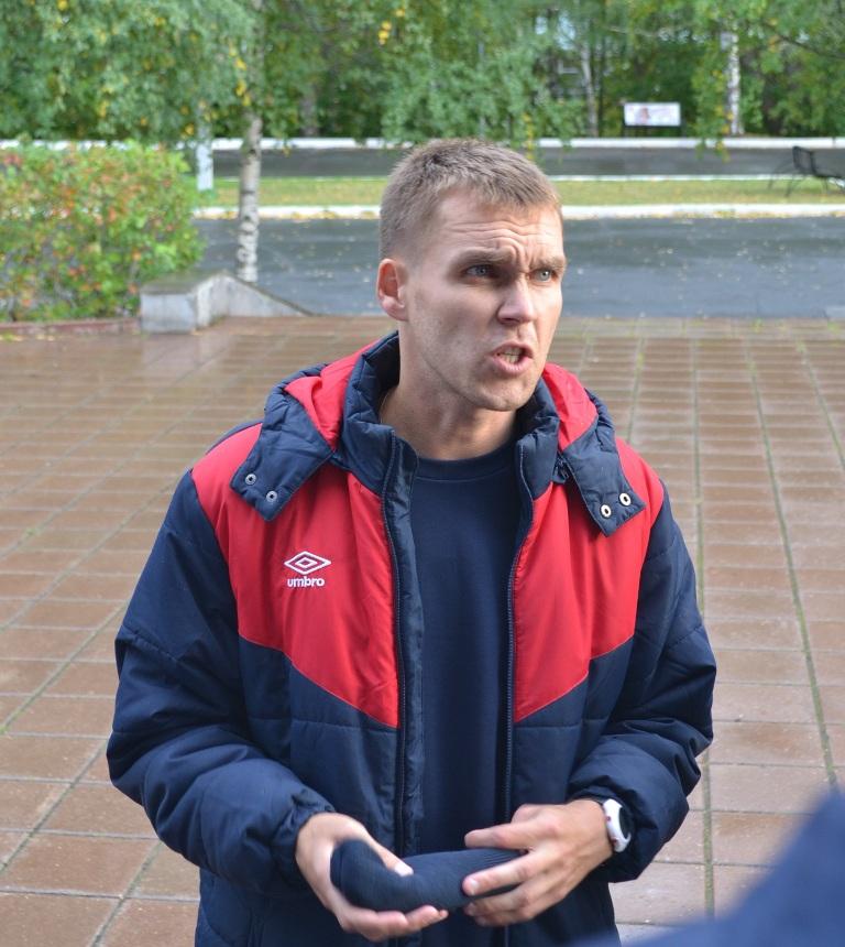 Константин Кайгородов может быть очень суровым наставником. Фото: Александр Поскребышев