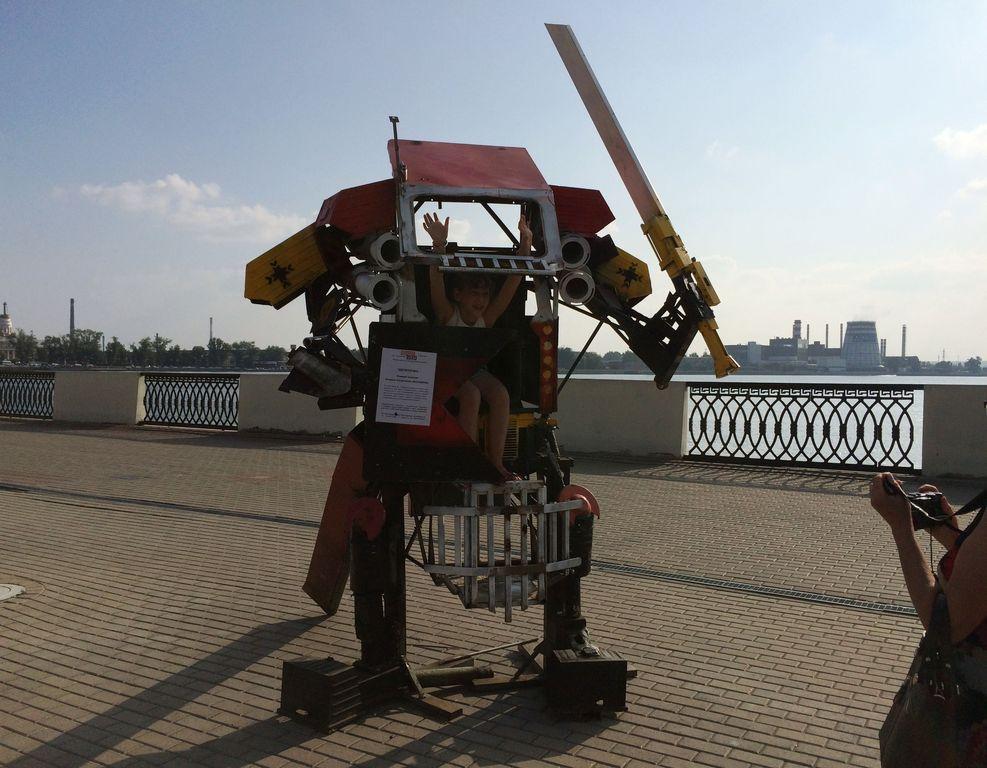 «Щелкунчик» - второй по популярности объект детских симпатий. Фото ©День.org