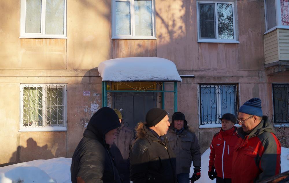 Фото: информационно-аналитическое управление администрации Ижевска.