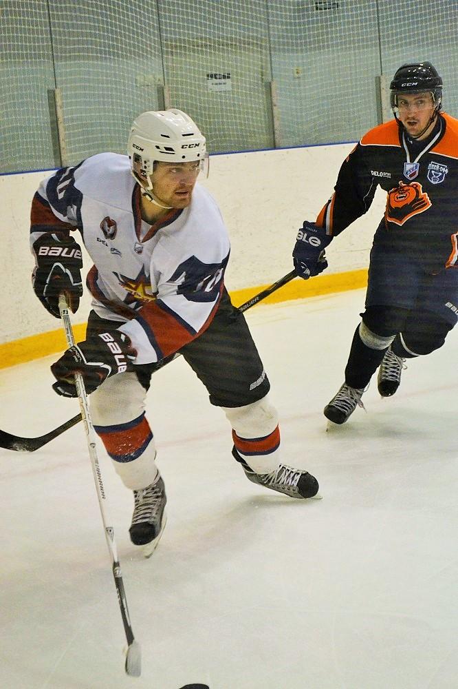 Отъезд в «Северсталь» Дмитрия Моисеева (№10) также добавил сложностей. Фото: Николай Польчёнок
