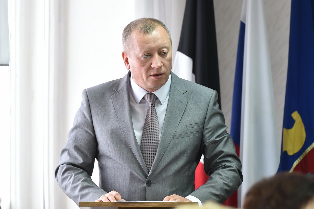 Алексей Шишов стал главой Можги осенью 2015 года. Фото: udmurt.ru