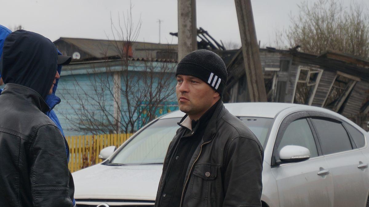 Игорь. Фото: © «ДЕНЬ.org»