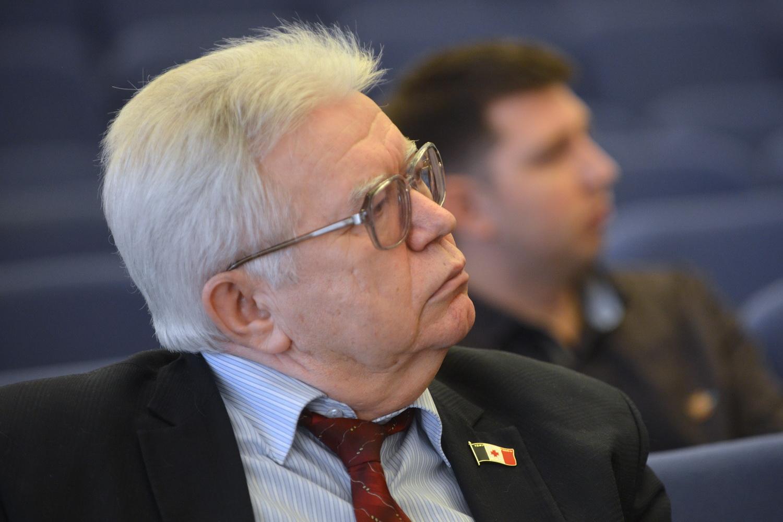 Вениамин Соломенников. Фото: udmurt.ru