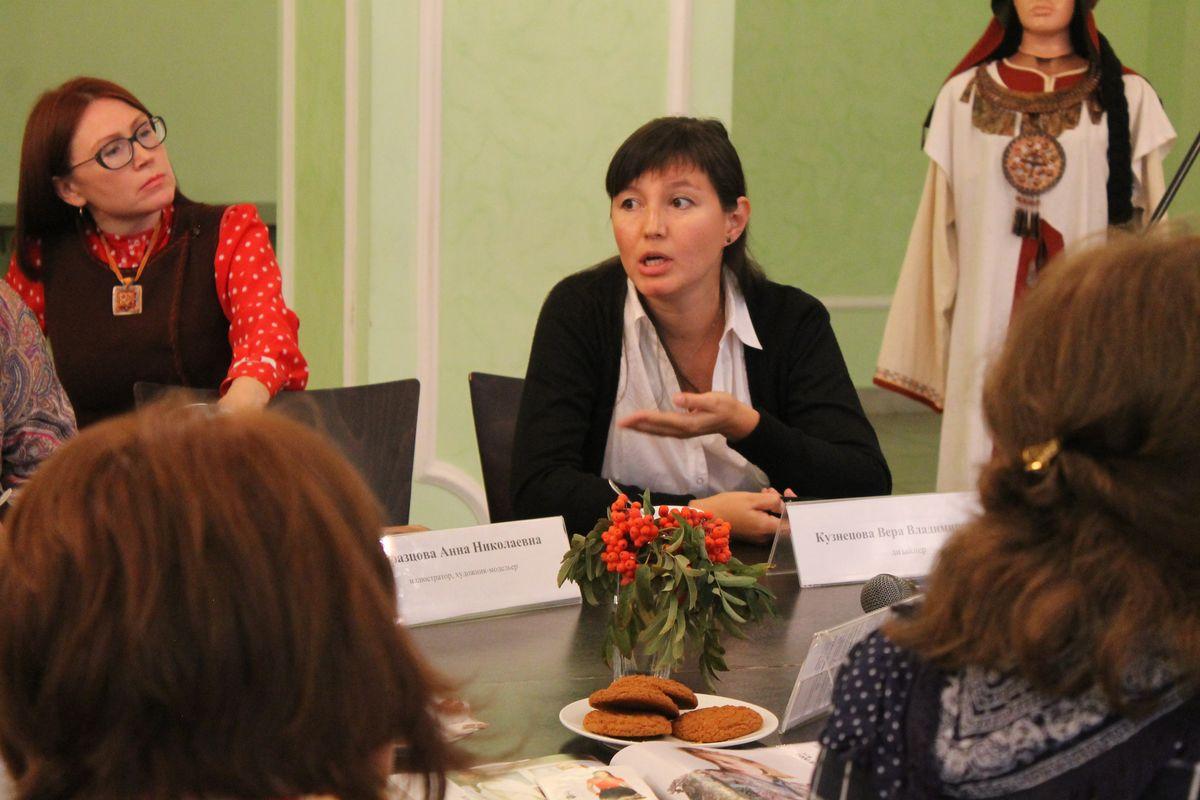 Вера Кузнецова. Фото: © «ДЕНЬ.org»