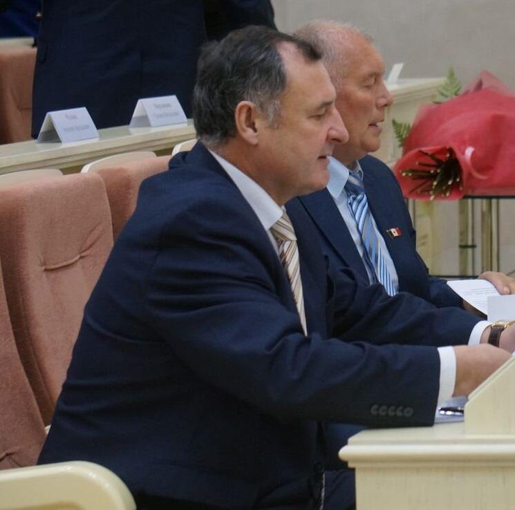 Михаил Лебедев. Фото: © «ДЕНЬ.org»